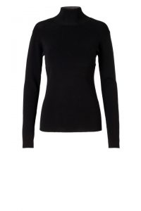 Second Female Francisca Knit Polo Neck