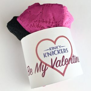 Kinky Knickers Valentine 3 Pack Knickers – Mixed Colours f857b9791
