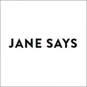 Jane Says